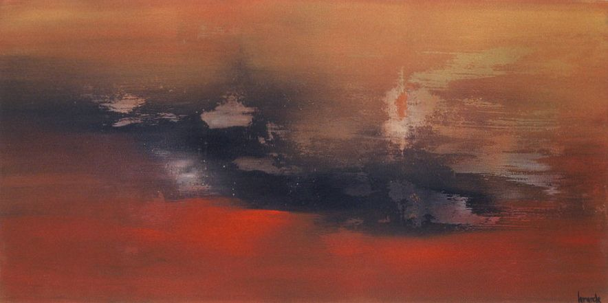 By night - 2006 - 75x150 cm - 2400 $_1